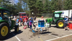 Snow Cones and Snow Tractors
